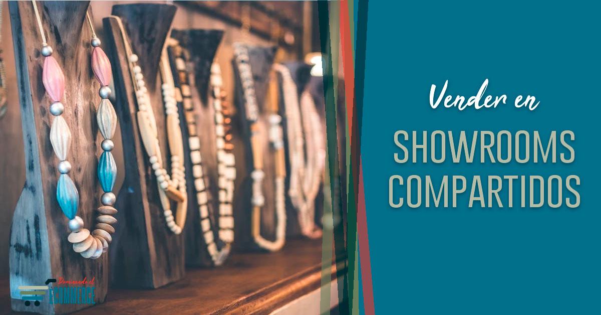 como vender en showroom compartido