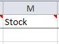stock del producto en Tienda Nube